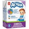 Смесь кисломолочная адаптированная Агуша 3.5%