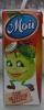 """Сок яблочный из зеленых яблок """"Мой"""" восстановленный для детского питания"""