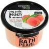 """Соль для ванн Organic shop """"Миндальный персик"""""""