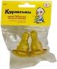 Соска латексная Курносики со средним отверстием для молока
