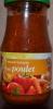 Соус томатный с курицей Auchan Sauce Tomate