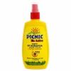 """Спрей от комаров, клещей, слепней """"Picnic"""" Bio Active с маслом андиробы"""
