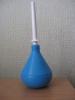 """Спринцовка пластизольная поливинилхлоридная для медицинских процедур """"Альфа"""" Тип Б №3"""
