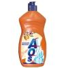 Средство для мытья посуды AOS Миндальное молочко