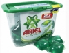 Средство моющее жидкое в капсулах для стирки Ariel Pods 3 в 1 Mountain Spring