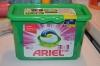 Средство моющее жидкое в капсулах для стирки Ariel 3 in 1 Pods Touch of Lenor fresh