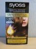 Стойкая краска для волос Syoss Oleo Intense 4-60 Золотистый каштановый