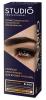 Стойкая крем-краска для бровей и ресниц Essem Hair Studio Professional Черная