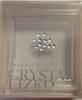 Стразы клеевые Crystallized Swarovski Elements Flat Backs No Hot Fix 2028 Crystal 3.1 mm
