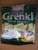 """Сухарики Flint Grenki """"Белые гренки"""" сметана с зеленью"""