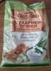 """Сухарики-гренки пшенично-ржаные """"Своя линия"""" сметана и зелень"""