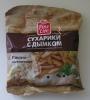 Сухарики с дымком ржано-пшеничные «Fine Life»