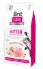Сухой корм для котят, беременных и кормящих кошек Brit Care Healthy Growth & Development