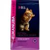 Сухой корм Eukanuba Kitten Healthy Start с курицей для котят, беременных и кормящих кошек