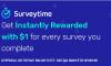 Сайт-опросник surveytime.io