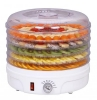 Сушилка электрическая для овощей и фруктов Rotex RD525-K