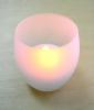 Декоративная светодиодная свеча в стакане ЭРА А13