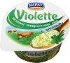 """Сыр Карат """"Violette"""" нежный творожный с зеленью"""