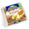 """Сыр плавленый Hochland """"Асорти"""" 4 сливочных + 4 с ветчиной"""