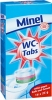 Таблетки для унитаза WC-tabs Minel