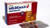 Таблетки для взрослых кошек Novartis Milbemax со вкусом говядины