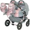 Детская коляска для двойни Tako Duo Jumper 2 в 1 We love kids