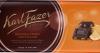 Темный шоколад Karl Fazer со вкусом апельсина