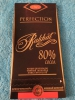 Темный шоколад Rachat Perfection 80% cocoa Рахат