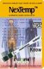 Термометр клинический индикаторный NexTemp