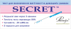 "Тест на определение беременности ""Secret"""