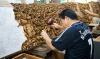 Экскурсия на тиковую фабрику (Таиланд, Канчанабури)