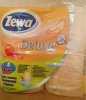 "Туалетная бумага ""Zewa Deluxe"" Peach"
