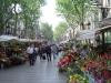 Улица Ла Рамбла (Барселона, Испания)