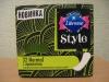 Ультратонкие ежедневные прокладки Libresse Style 32 Normal с ароматом