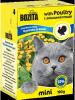 Влажный корм для кошек Bozita mini кусочки в желе с домашней птицей