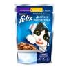 """Влажный корм для кошек """"Felix"""" двойная вкуснятина с ягненком и курицей в желе"""