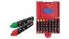 Восковые цветные карандаши Pelikan Wax Crayons