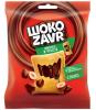 Хрустящие подушечки Любятово Шокоzavr шоколад и фундук