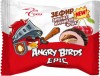 "Зефир «Angry Birds»  вишня с начинкой ""кола"" Сокол"