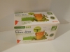 "Зеленый чай Auchan ""Mieux vivre infusion bien-etre verveine et menthe"" со вкусом вербены и мяты"