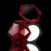 "Зеркало Oriflame ""Драгоценный рубин"""