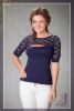 Женская блуза Лала Стайл М-038
