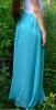 Женская длинная юбка New fashion Wholesale Women's Chiffon Long Mopping Pleated Skirt