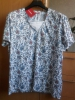Женская футболка LC Waikiki 3K1046Z8 760 flover Printed