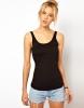 Женская майка ASOS The One Vest, черная