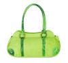 Женская сумка ТМ Episode Baya Luna зеленая из искусственной замши со вставками Арт.: 34282.101