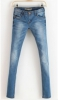 Женские джинсы Dexule celloction Woman'Sexy Pencil Slim Denim Jeans Ladies