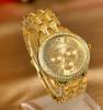 Женские кварцевые наручные часы из нержавеющей стали Geneva N716
