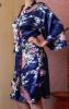"""Женский халат из искусственного шелка """"Ching-Lao"""" модель 950"""