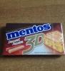 """Жевательная резинка """"Mentos"""" 3D Dessert Passion Яблочный пирог"""